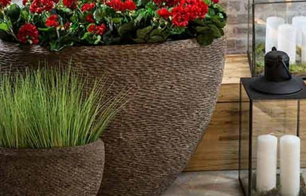 Le fioriere da esterno in resina una scelta sempre for Soluzioni da esterno
